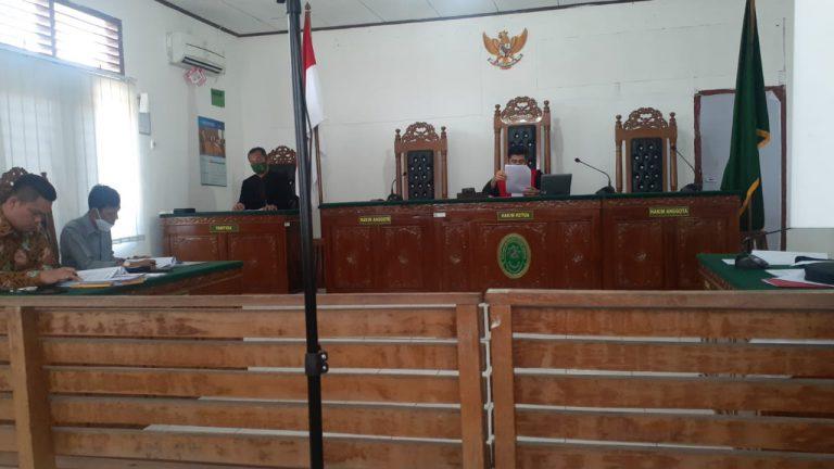 Sidang Praperadilan SPPD Fiktif di Kuansing, Hakim Terima Perubahan Permohonan, Kejaksaan Menolak