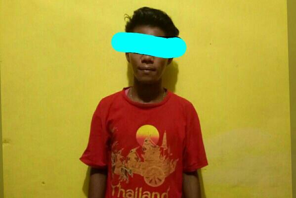 Ternyata Ini Pemuda Pemerkosa Anak Dibawah Umur