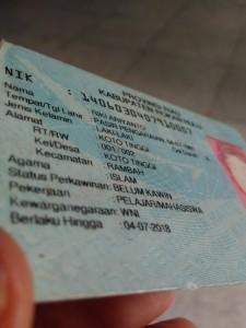 8.088 e-KTP di Inhu Sudah Dicetak