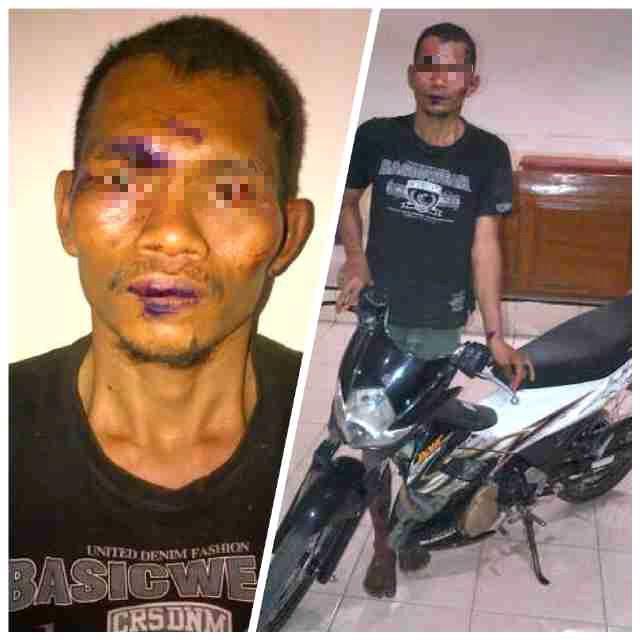 Kembali, Kepolisian Bagan Sinembah Berhasil Ringkus Pelaku Curat