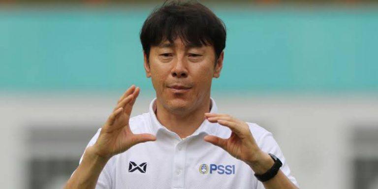 Tae-yong Tak Takut Dicap Gagal Latih Timnas