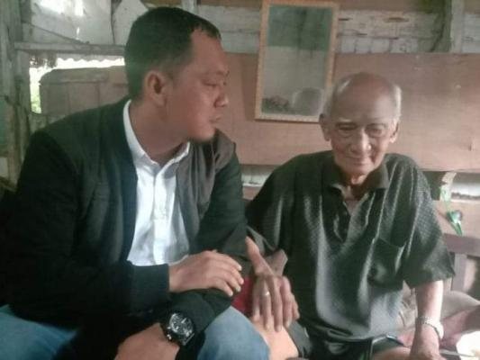 IWO Inhil Turut Berbelasungkawa Atas Meninggalnya Kakek Alkamah