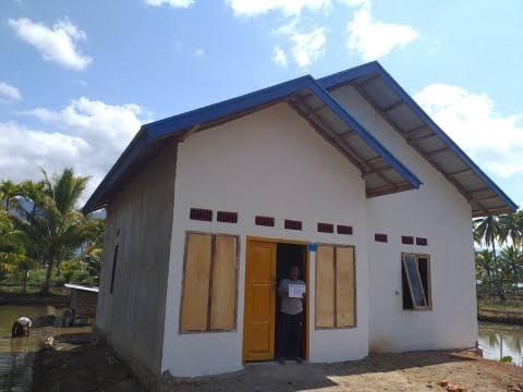 Bantuan Rumah Layak Huni di Riau, Anggarannya Hingga Rp70 Juta