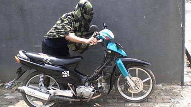 Jangan Sembarangan Pinjamkan Motor ke Teman Baru