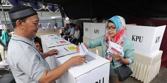 Di Riau, Tiga Daerah Ini Tingkat Partisipasi Pilkada Turun