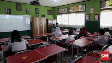 Kasus Covid-19 Melonjak, Palembang Batal Buka Sekolah 12 Juli