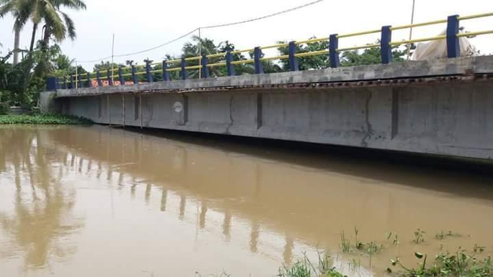 Pembangunan Jembatan Di Kampar Diduga Asal Jadi