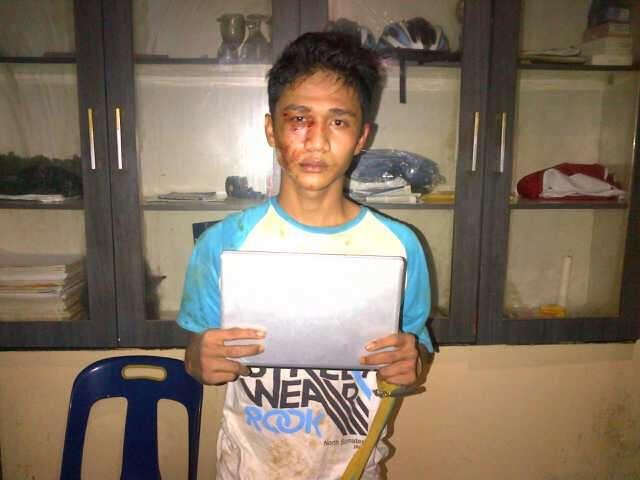 Kepolisian Bagan Sinembah Kembali Amankan Pelaku Curas