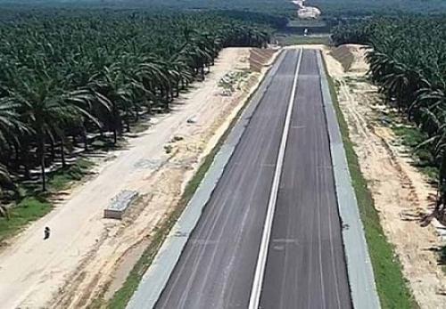 Ini Persentase Progres Kontruksi Tol Pekanbaru-Bangkinang